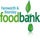 A Big Thank You from Farnworth and Kearsley Food bank